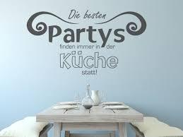 k che wandtattoo wandtattoo die besten partys finden immer in der küche nr 2