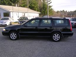 volvo station wagon earthy cars blog earthy car of the week 1998 black volvo v70 awd