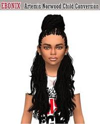 sims 4 blvcklifesimz hair by blvcklifesimz chief keef dreads cornrow puffs cornrow puff