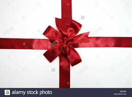 gift packs knows bow red christmas gift present surprise packet