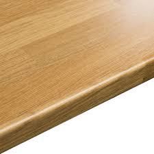 38mm b u0026q oak block round edge kitchen worktop l 3m d 600mm