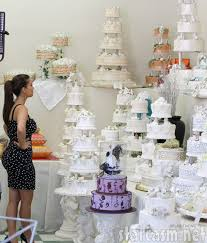 wedding cakes los angeles photos what shopping for a wedding cake looks like