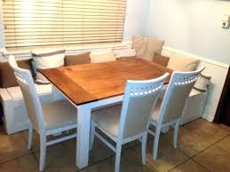 breakfast nook table with bench breakfast nook set greatdailydeals co
