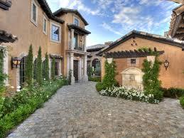 back u003e gallery for u003e italian villa courtyard tuscan style homes