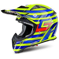 youth xs motocross helmet 2018 airoh aviator junior youth motocross helmet tony cairoli