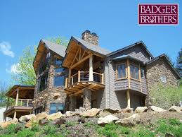 gallery of luxury log homes and mountain homes