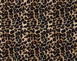 Leopard Curtains Leopard Curtains Etsy