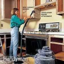How To Clean Kitchen Cabinets How To Refinish Kitchen Cabinets Family Handyman