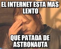 Memes De Internet - el internet esta mas lento frustrated boromir meme en memegen