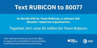 at u0026t pledges an additional 1 4 million to hurricane relief with