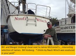interesting combination of boat names mayer yacht services