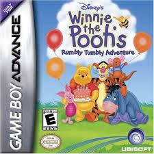 disney u0027s winnie the pooh rumbly tumbly adventure nintendo game