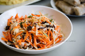 recette de cuisine vietnamienne atelier cuisine vietnamienne etape 2 la salade goï jujube en