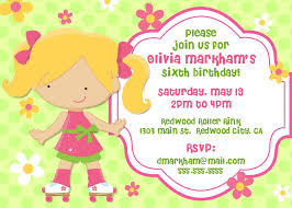 birthday party invitations for kids free invitations ideas birthday invitations for kids ideas