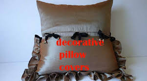 How To Make Sofa Pillow Covers How To Make Decorative Pillow Covers Linens U0027n U0027curtains
