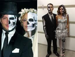 Halloween Costumes Bride Groom Crazy Fun Interesting Halloween Fashion Family