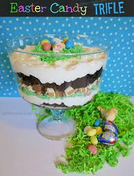 Candy Basket Hershey U0027s Easter Candy Basket Ideas A Brownie Trifle Bunnytrail