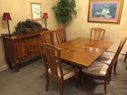 Colonial Dining Room Chairs Alexander Julian Dining Room Allegheny Furniture Consignment