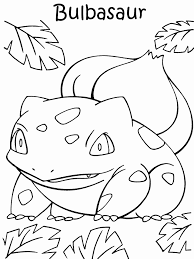 coloring pages pokemon characters kids coloring