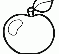 apple coloring pages preschoolers 360coloringpages
