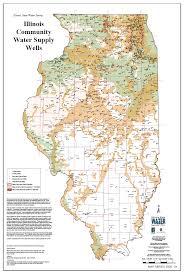 of illinois map illinois maps illinois state water survey