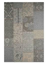 Schlafzimmer Farbe Lagune Teppich Renaissance Lagune Lb 190x130 Cm In Grau Mischgewebe Und
