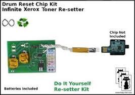 xerox drum chip resetter xerox 6130 infinite toner chip reset black cyan magenta yellow