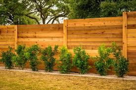 Landscaping Ideas For Backyard Privacy Furniture Wonderful Garden Design Backyard Fence Types Patio
