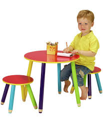Outdoor Childrens Table And Chairs Buy Pencil Table And 2 Chairs At Argos Co Uk Your Online Shop