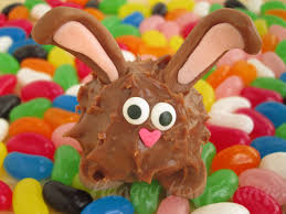 reese s easter bunny peanut butter fudge filled chocolate easter bunnies