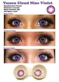 sapphire blueonly 14 for freshtone colored contact lensesfree