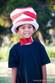 Dr Seuss Characters Halloween Costumes Book Character Dress Easy Diy Dr Seuss Cat Hat