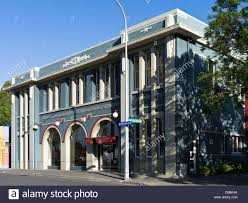 prairie style houses dh napier new zealand art deco napier old central fire station