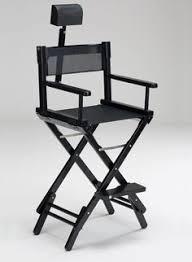 professional makeup artist chair alu white make up chair makeupchair aluminiumchair