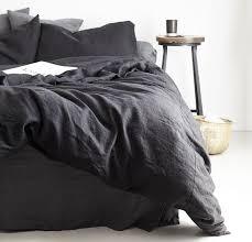 Linen Bed Linen Bedding 100 Linen Sheets Duvet Covers Pillows Rough Linen