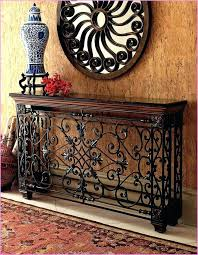 Wrought Iron Console Table Iron Console Table Console Tables Wrought Iron Console Table Legs