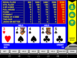 video poker classic double up 6 18 apk download android card games