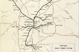 Marta Train Map Metro Atlanta U0027s Ongoing Battle For Regional Transportation