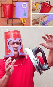 Easy Magneto Costume Ideas Cosplay Tutorial Funny