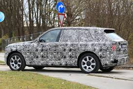 roll royce cullinan rolls royce cullinan spy shots in munich gtspirit