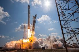 what is spacex and what is the falcon 9 atlanta news weather