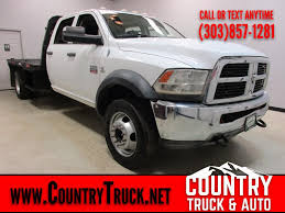 Dodge Ram 4500 - used cars for sale fort lupton co 80621 country truck u0026 auto