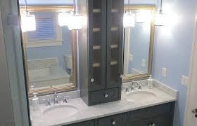 custom bathroom vanity ideas built in vanity custom bathroom cabinets cabinetry for