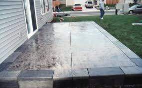 cement porch paint ideas home design ideas