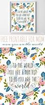 mother printable mother birthday mother gifts and frugal