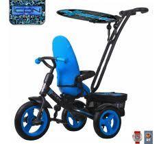 Smart Trike Recliner детский трехколесный велосипед Smart Trike Recliner Stroller 4 в 1