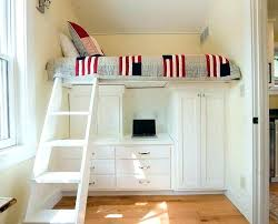 Bunk Bed With Storage And Desk Loft Bed With Desk And Storage Bunk Beds With Desk Underneath