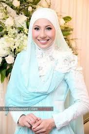 tutorial hijab syar i untuk pengantin 21 model gaun pengantin muslimah syar i dan elegan terbaru 2017 2018