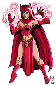 scarlet witch by andrewjharmon on deviantart