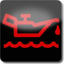 oil pressure warning light why has the engine oil light come on driving test tips